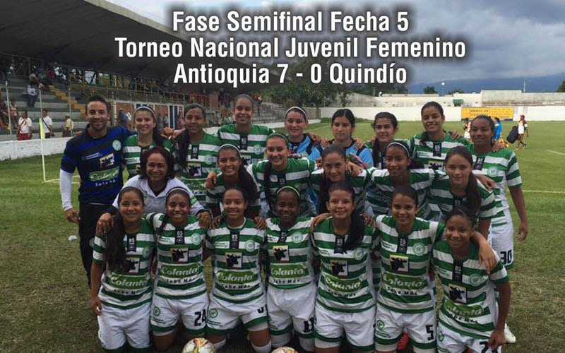 Antioquia Femenina 16