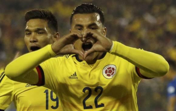 Jeisson Murillo, caleño, zaguero, de lo destacado de Colombia, autor del único gol que conabiliza la selección en la primera fase. Foto Reuters