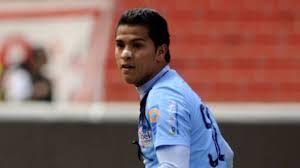 Ronny Santos, zaguero, derechos del Independiente Medellín.