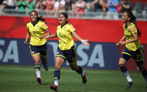 En el Mundial Femenino, también en Canadá, empate a 2 goles entre colombianas y mexicanas. Este sábado (11), en los Panamericanos de Toronto, victoria colombiana 1 x 0. Foto archivo Reuters