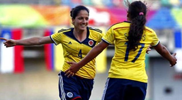 Diana Ospina, gol de la clasificación para la final de Juegos Panamericanos.