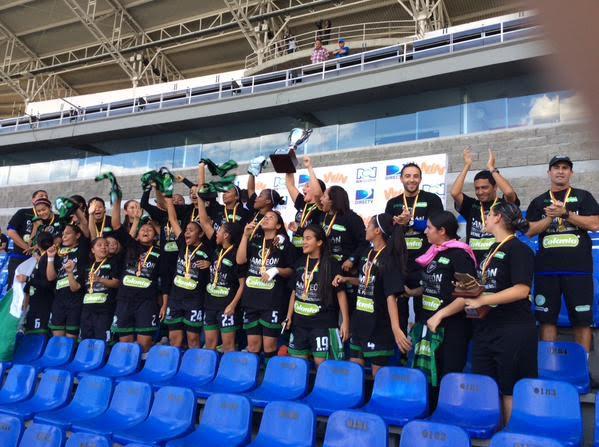Antioquia Femenina 3-2