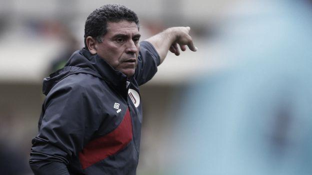Universitario de Deportes evalúa la continuidad de Luis Fernando Suárez. (USI) / depor.pe