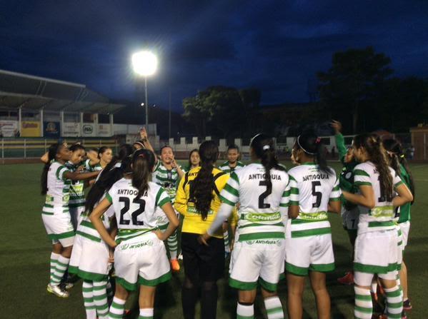Antioquia campeón 10