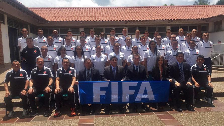 Arbitros Fifa