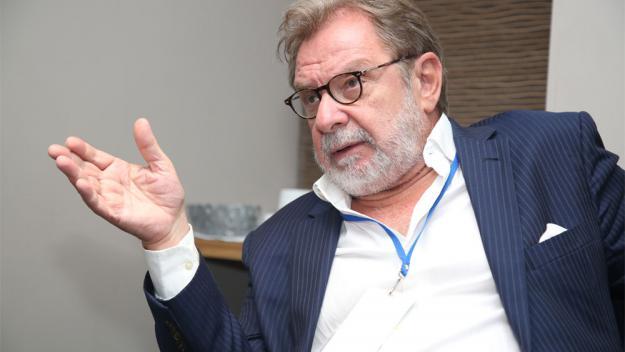 José Luis Cebrián. Foto La República, Diario Económico