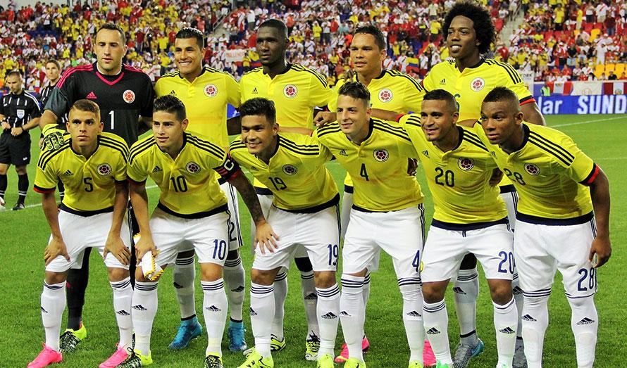Selección Colombia en New Jersey   Capsulas de Carreño