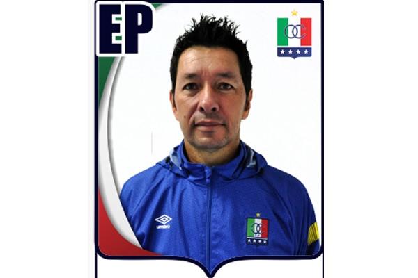 Néstor Mario Marín, manizalita, 50 añosm entrenador de arqueros de la Selección de México. Foto Once Caldas