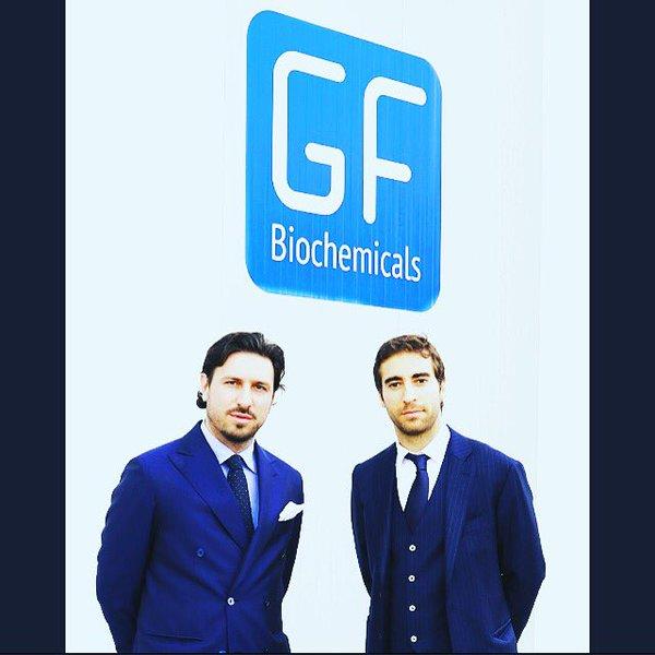 Desde hace ocho años, Mathieu Flamini ha estado invirtiendo en GF Biochecmicals, una empresa pionera en ácido levulínico, una molécula que puede ser un recambio del petróleo y que está valorada actualmente en 30.000 millones de euros. Foto La Voz de Galicia
