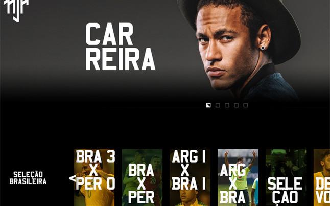 Neymar Jr ha estrenado nueva web. Los asesores del delantero brasileño del FC Barcelona han comprobado que Neymar genera mucho interés tanto a los aficionados como a los medios de comunicación y por eso han decidido renovar y mejorar su página web. (Sport.es)