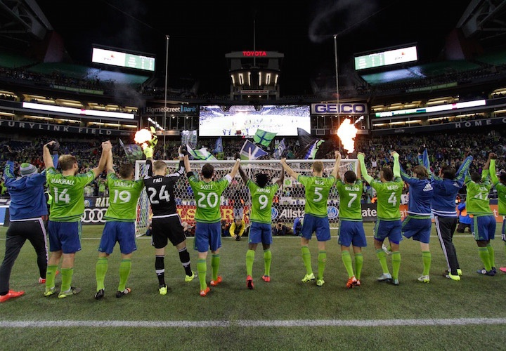 Seattle Sounders / USA Today Sports