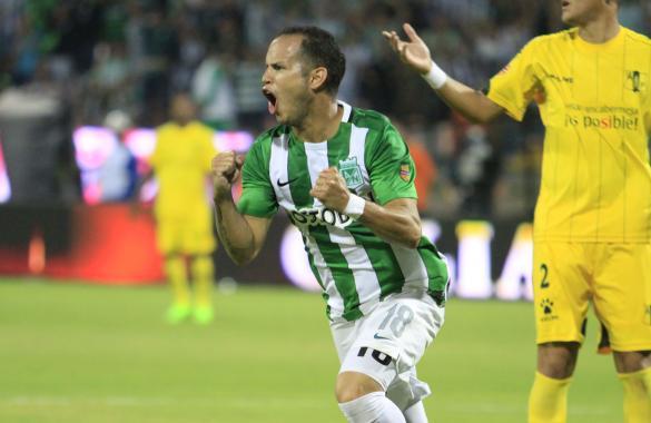 Síntesis… Nacional con alterno y un jugador menos…  3-1 a Alianza.