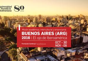 Misión académica Buenos Aires