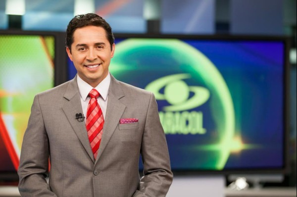 Luis Felipe Jaramillo Guzmán, Directo de Eventos Especiales Caracol TV. Foto tomada de www.caracoltv.com