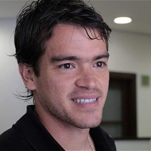 Sebastián Hernández ya está en Barranquilla