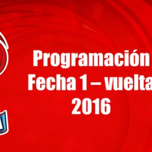Torneo Águila prende motores. Calendario.