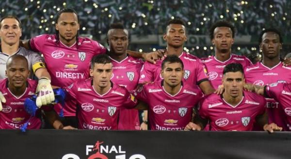 Independiente del Valle, un digno subcampeón de Copa Libertadores.