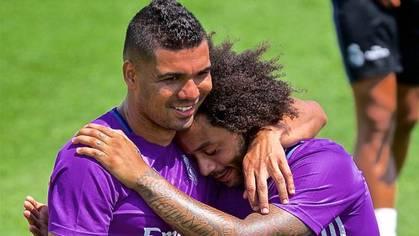 Marcelo. Foto Real Madrid, tomada del diario ABC, España.
