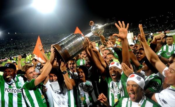 Nacional, favorito de principio a fin. Foto Cristian Álvarez, tomada Liga Postobón Deportes.