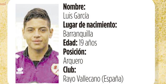 Descripción. Habilidoso, con grandes reflejos. Tiene experiencia internacional en el fútbol español con el Real Madrid y el Rayo Vallecano, además de procesos con la Selección Colombia sub-15 y sub-17. Asistió a un Sudamericano. Registro tomado de El Heraldo.
