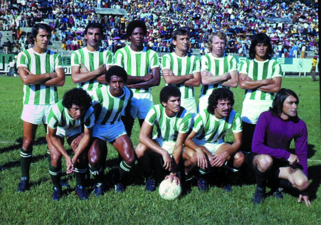 Atlético Nacional de 1976.    Por Juan Manuel Uribe.