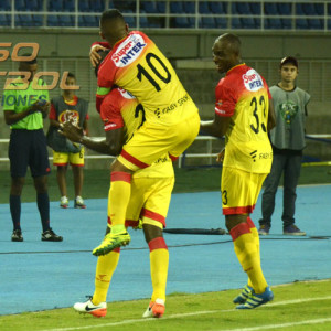 Pereira llegó a 67 puntos... Venció al Cúcuta... Gol del mejor