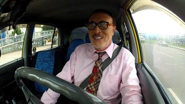 William Vinasco, don deseos de manejar Caracol Radio. Tiene promotores que están impulsando su nombre. Foto tomada de www.canalrcn.com