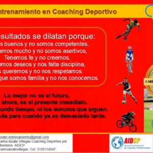 Coaching: El deportista del juego interior