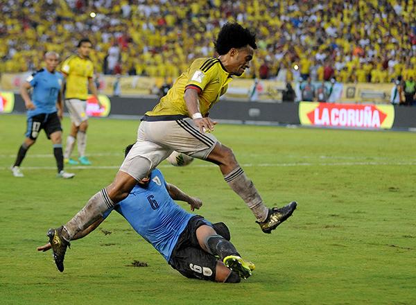 Contra los rivales de mayor historial en el continentel, le ha costado a Colombia en esta era Pékerman. Foto Colfútbol.