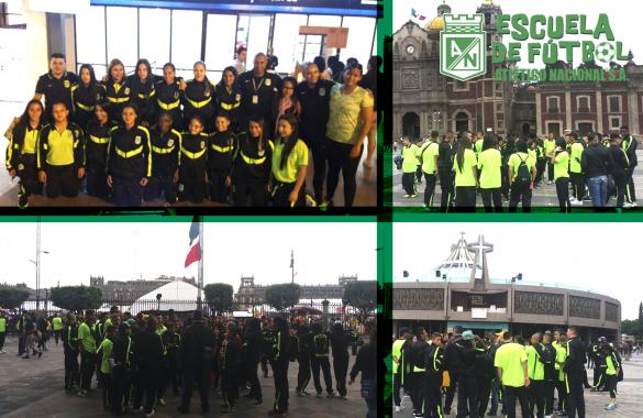 Escuelas de Nacional en Semana Deportiva en México