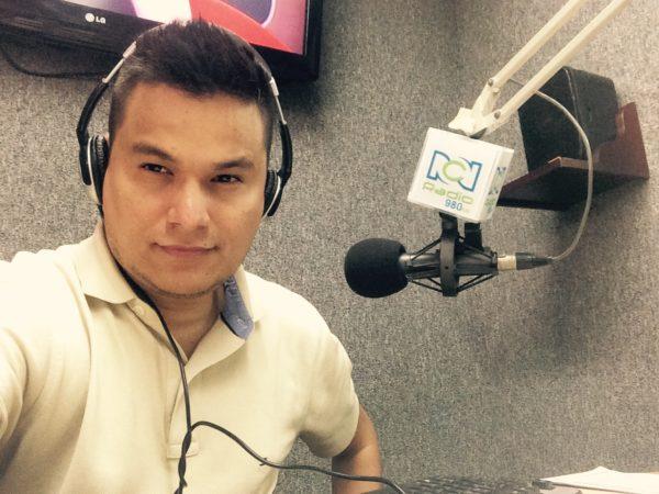 Bambino Quintero, el de La Cariñosa-RCN-Pasto.