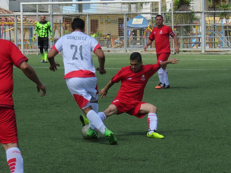 Contraloría de Antioquia tomó la delantera… Bogotá goleó a Cúcuta..