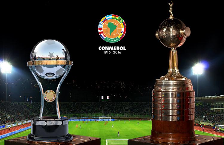 Fechas de Libertadores y Sudamericana…
