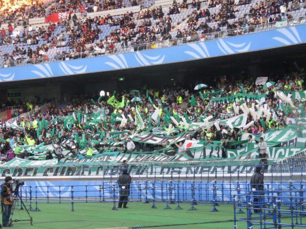 En la última presentación de Atlético Nacional en la Copa Mundial de Clubes de la FIFA 2016, la hinchada nacionalista acompañó de principio a fin a la escuadra verde que finalizó el año deportivo entre los tres mejores equipos del Mundo.