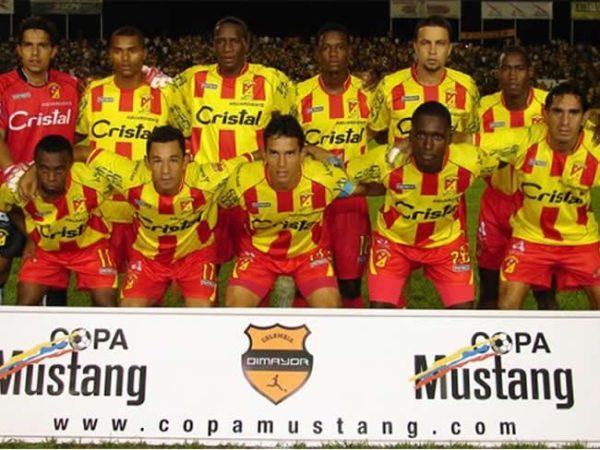 IDENTIFIQUELOS: Deportivo Pereira 2008