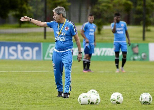 BOGOTÁ. Amistoso 0 x 1 frente a Equidad antes de partir la Selección Colombia Sub-20 al Suramericano en Ecuador. Foto FCF.