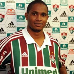 Edwin Valencia cuatro temporadas positivas con Fluminense. Foto goal.com