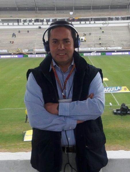 Fermín Montoya, del campo a la radio y en el Banco Popular