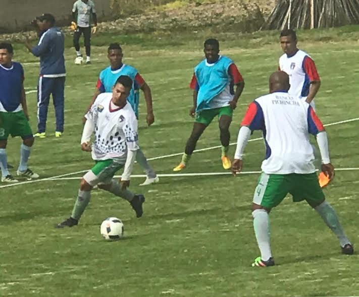 De Sabaneta Fútbol Club al Imbabura (Ecuador) en pretemporada