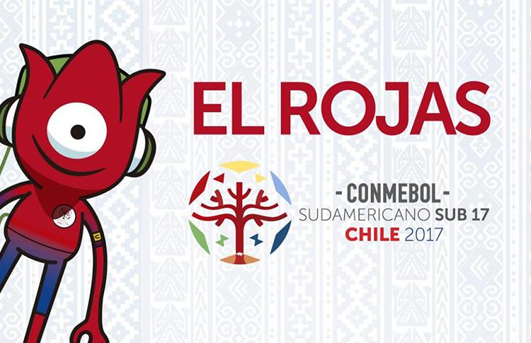 Calendario Suramericano Sub-17.. El grupo de Colombia..