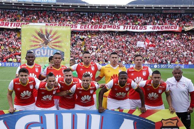 Santa  Fe 1-DIM 0. SUPERLIGA Y SUPERDESILUSIÓN. (Wbeimar  Muñoz)