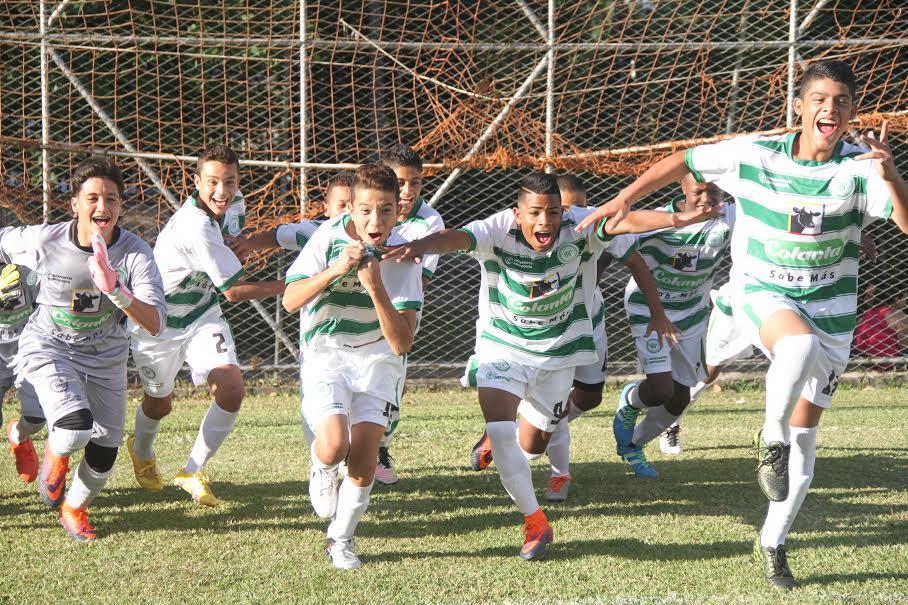 Torneo Nacional Infantil… Calendario Fase Semifinal