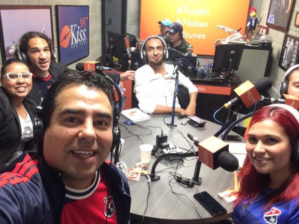 Con Uds. La Barracontenta. Martes por Telemedellín Radio.