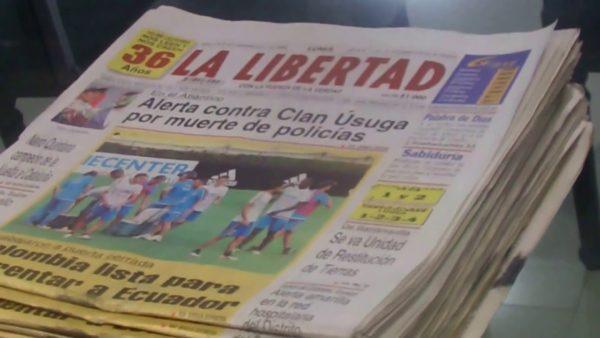 Falleció Roberto Esper, director del Diario La Libertad