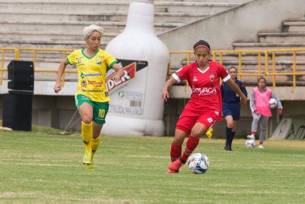 Resumen fecha 1 de la Liga Femenina Águila