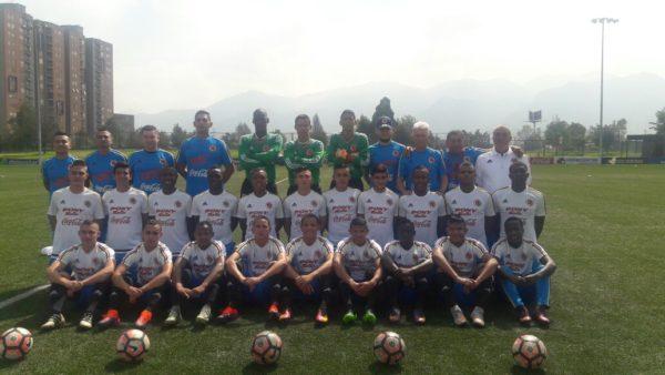 Los 23 de Colombia para el Suramericano Sub-17