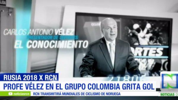 Deportes RCN presenta su nuevo fichaje  | Capsulas de Carreño