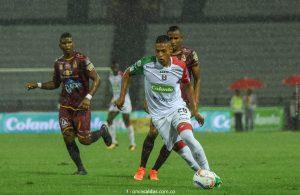 MANIZALES. Once Caldas y Tolima empataban sin goles cuando en el minuto 81 fue suspendido el encuentro.