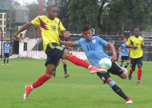 Colombia Sub 20: Colombia Sub 20 Perdió Con Uruguay