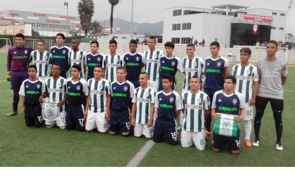 Nacional Sub-16 27